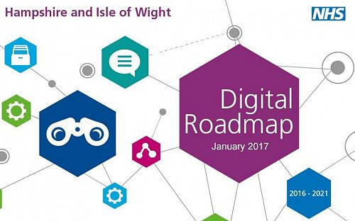 hampshire and isle of wight local digital roadmap published now