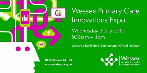 Register now for the Wessex AHSN Primary Care Expo